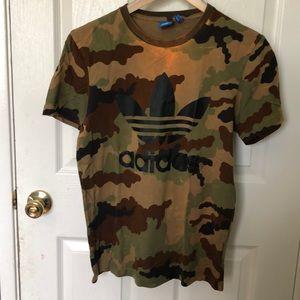 Camp Adidas Short Sleeve Top